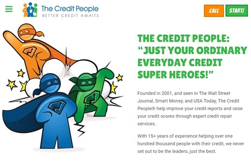 the credit people pros and cons