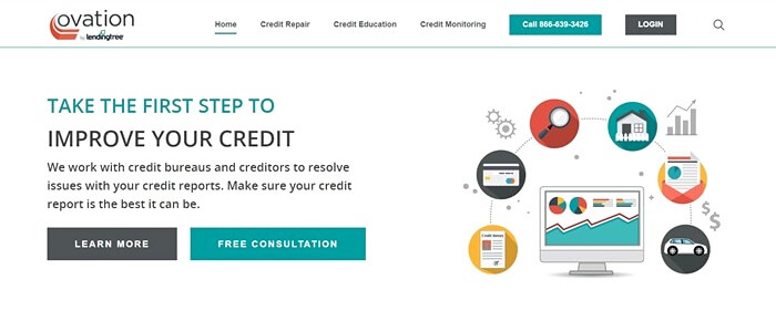 What is Ovation Credit