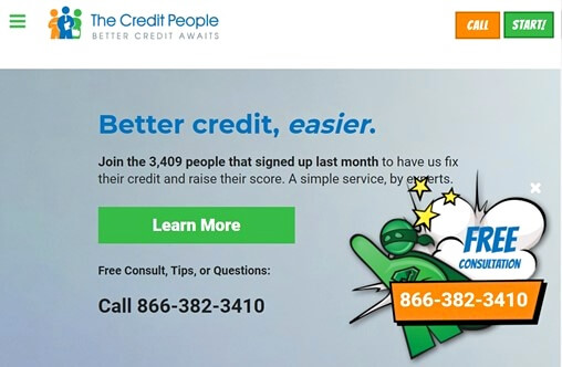 what is credit people